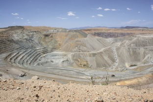 ASARCO's Mission mine in Arizona, US. Copyright: The Intelligent Miner