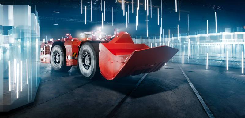 Battery electric vehicles are making waves in underground mining. Image: Sandvik
