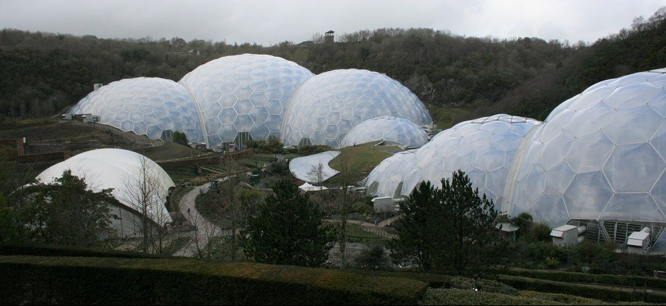 The Eden Project is a masterclass in mine closure