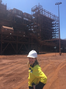 Penny is a third-generation mining engineer and was born in Kalgoorlie, Western Australia