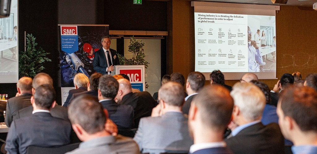 Smart Mining Conference 2019. Image: Institute for Advanced Mining Technologies
